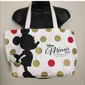Sephora Tote Bag Minnie Mouse Canvas